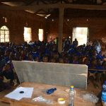 The Water Project: Kwa Kyelu Primary School -  View Of The Students At The Training