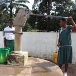 See the Impact of Clean Water - Giving Update: DEC Mathem Primary School