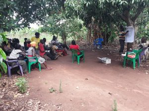 The Water Project:  Ongoing Training