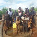The Water Project: Nyakasenyi Byebega Community -  Smiles At The Well