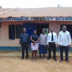 The Water Project: Bulukhombe Primary School -  School Staff