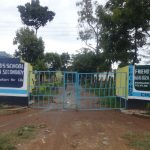 The Water Project: Friends School Mahira Primary -  School Gate
