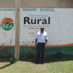The Water Project: St. Michael Mukongolo Primary School -  Board Of Management Chair Mr David Barasa