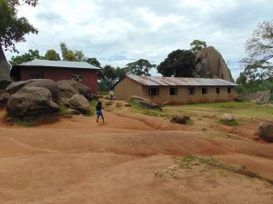 The Water Project:  Kenya Classrooms And Administration Block