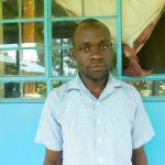 The Water Project: Friends School Vashele Secondary -  Teacher Mr Moses Litoro