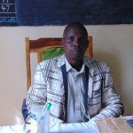 The Water Project: Boyani Primary School -  Head Teacher Mr Samoei Kibet