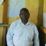 The Water Project: Friends School Vashele Secondary -  Deputy Principal Mr Jotham Wanjala