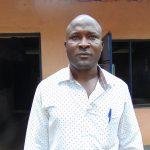 The Water Project: Bulukhombe Primary School -  Teacher Mr Benson Khaguli