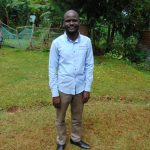 The Water Project: Gamalenga Primary School -  Teacher Mr Ochieng