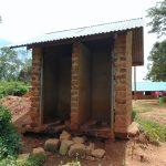 The Water Project: Jinjini Friends Primary School -  Girls Latrines