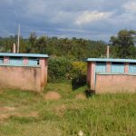 The Water Project: Boyani Primary School -  Girls Latrine Blocks