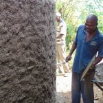 The Water Project: Gimariani Secondary School -  Artisan Enjoying His Work