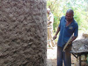 The Water Project:  Artisan Enjoying His Work