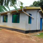 The Water Project: Kinu Friends Secondary School -  Girls Latrines