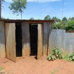 The Water Project: Jinjini Friends Primary School -  Boys Latrines And Urinal