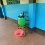 The Water Project: Friends School Vashele Secondary -  Handwashing Station