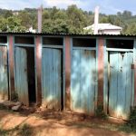The Water Project: Boyani Primary School -  Boys Latrine Block