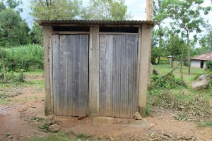 The Water Project:  Only Latrines For All Students