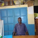 The Water Project: St. Michael Mukongolo Primary School -  Head Teacher Mr Edward Mutende