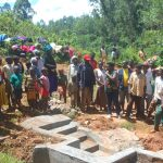 The Water Project: Shisere Community, Richard Okanga Spring -  Site Management Training