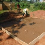 The Water Project: Friends School Mutaho Primary -  Latrine Foundation
