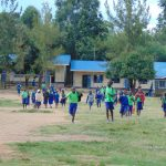 The Water Project: Boyani Primary School -  Students On Break