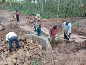 The Water Project:  Backfilling