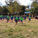 The Water Project: Boyani Primary School -  Athletics Competition On The Playground