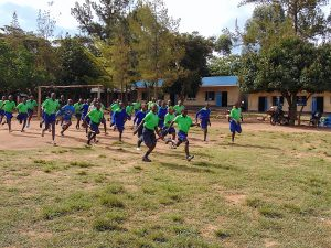 The Water Project:  Athletics Competition On The Playground