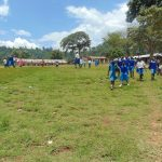 The Water Project: Lwombei Primary School -  Students On Break