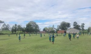 The Water Project:  Pupils On The Playground
