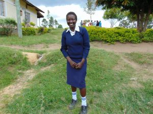The Water Project:  Student Dianah