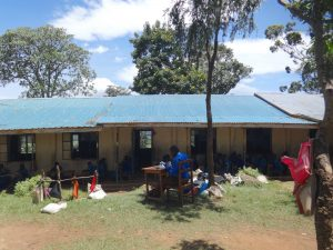 The Water Project:  Indoor And Outdoor Classrooms