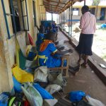 The Water Project: St. Michael Mukongolo Primary School -  Students In Class Outside