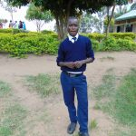 The Water Project: Gimariani Secondary School -  Student Brian