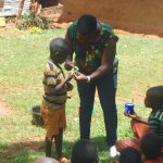 The Water Project: Shisere Community, Richard Okanga Spring -  Dental Hygiene Session
