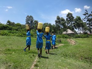 The Water Project:  Time To Head Back To School