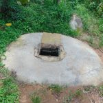 The Water Project: Lwombei Primary School -  Home Water Source