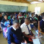 The Water Project: Gimariani Secondary School -  Students Staff And Parents Attended Training