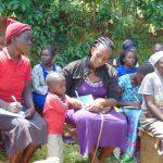 The Water Project: Ebutindi Community, Tondolo Spring -  Taking Notes During Training