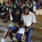 The Water Project: Gimariani Secondary School -  Teamwork Makes The Dream Work