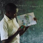 The Water Project: Gimariani Secondary School -  Training Illustration