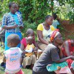 The Water Project: Ebutindi Community, Tondolo Spring -  Listening Attentively