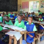 The Water Project: Boyani Primary School -  Students In Class