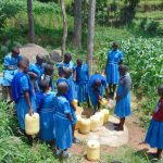 Lwombei Primary School Project Underway!