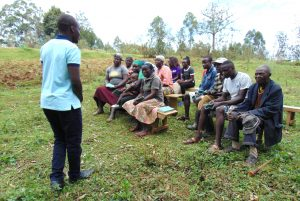 The Water Project:  Training Begins
