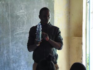 The Water Project:  Explaining Solar Disinfection Water Treatment