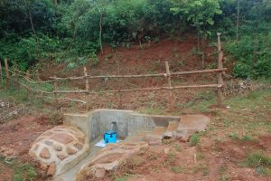 The Water Project:  Completed Richard Okanga Spring