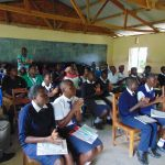 The Water Project: Gimariani Secondary School -  Handwashing Practice