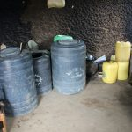 The Water Project: Sawawa Secondary School -  Water Storage Containers